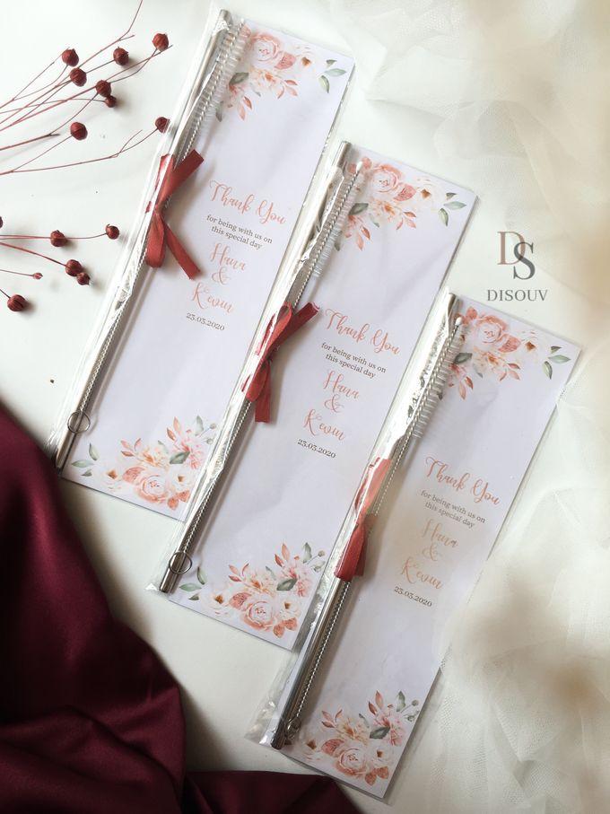 Hana & Kevin Wedding by Disouv Souvenir - 001