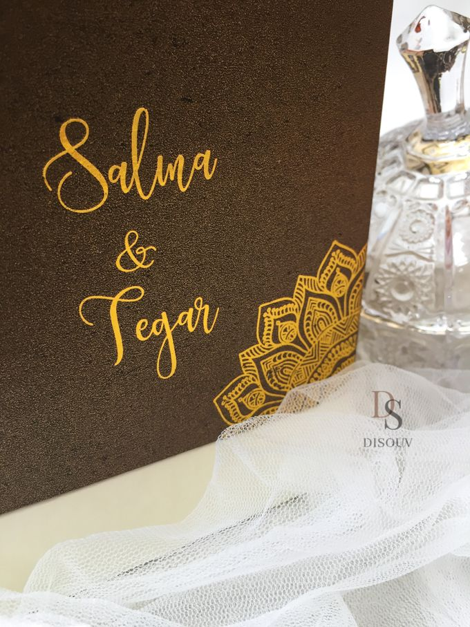 Salma & Tegar Wedding by Disouv Souvenir - 004