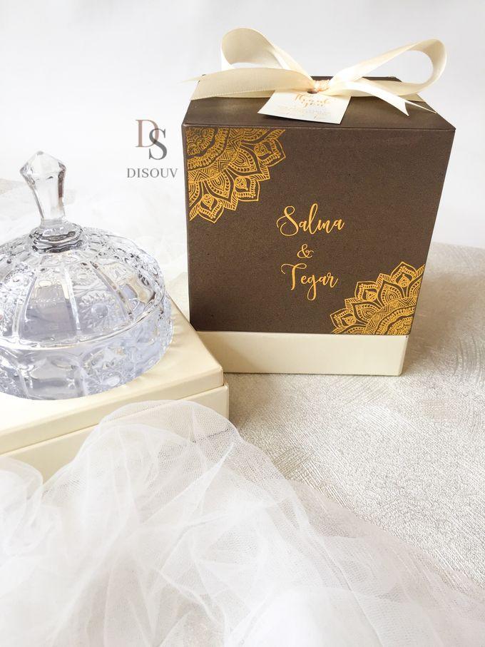 Salma & Tegar Wedding by Disouv Souvenir - 002