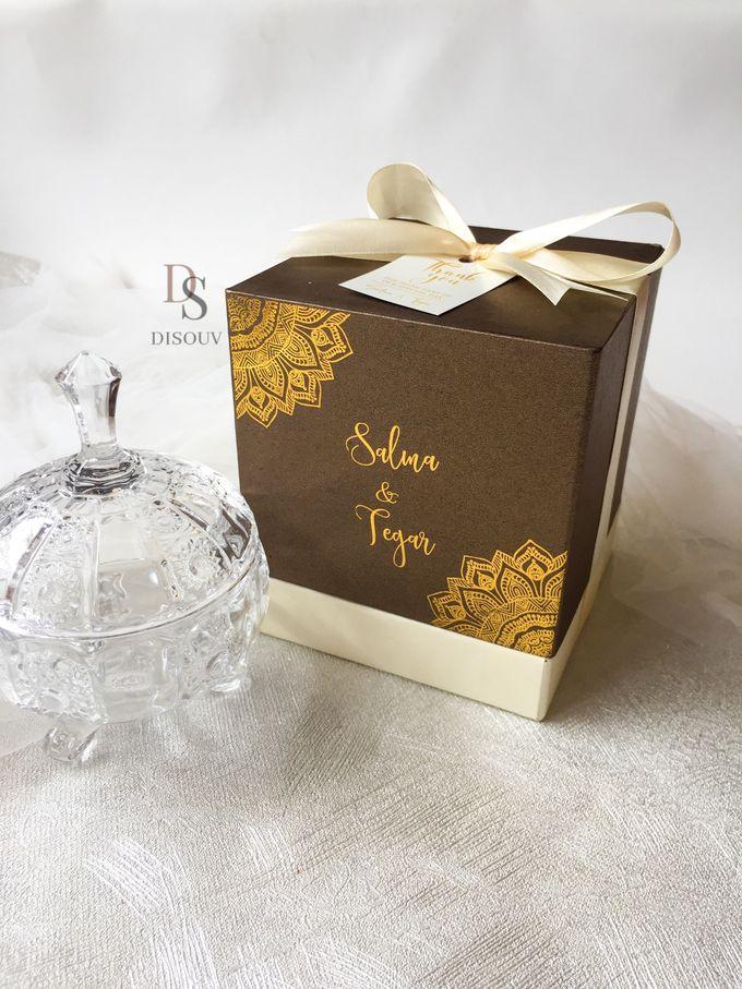 Salma & Tegar Wedding by Disouv Souvenir - 005