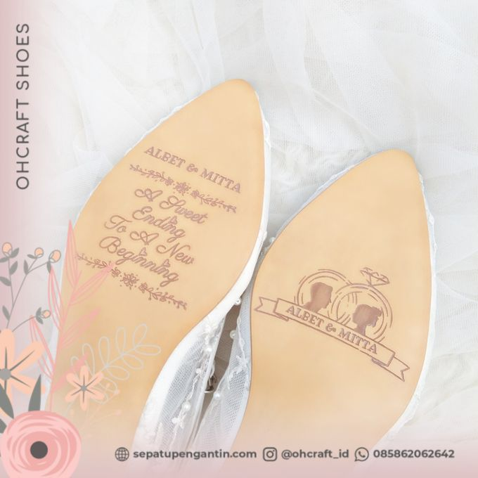 Engraving by Ohcraft Shoes - 007