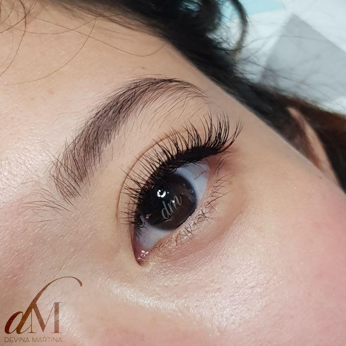 Natural Eyelash Extensions by Devina Martina Sulam Alis - 013