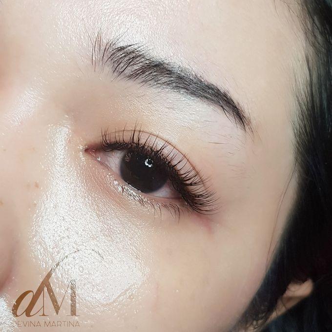 Natural Eyelash Extensions by Devina Martina Sulam Alis - 016