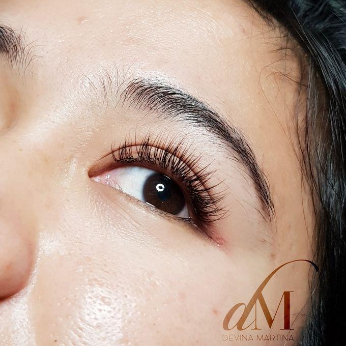 Natural Eyelash Extensions by Devina Martina Sulam Alis - 012