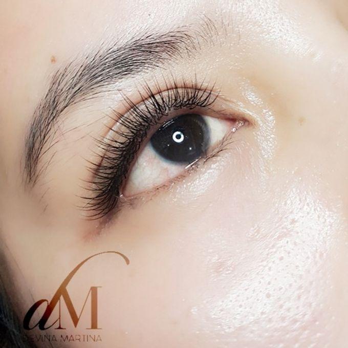 Natural Eyelash Extensions by Devina Martina Sulam Alis - 004