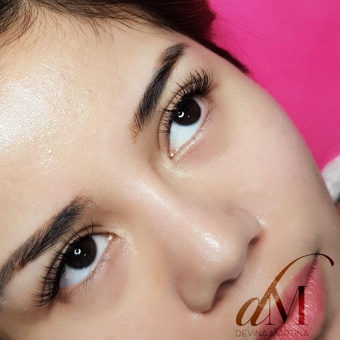 Dolly / Cat Eye Eyelash Extensions by Devina Martina Sulam Alis - 004
