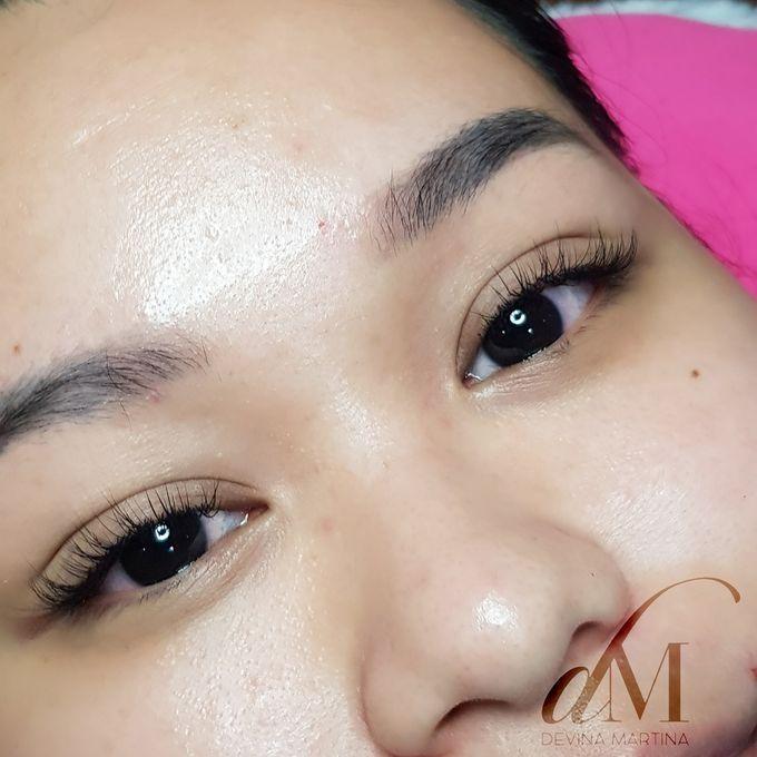 Natural Eyelash Extensions by Devina Martina Sulam Alis - 009