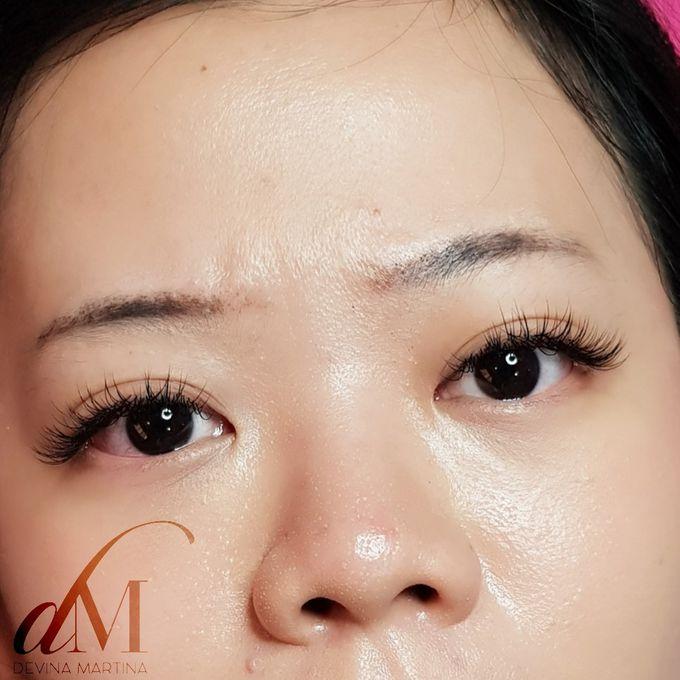 Natural Eyelash Extensions by Devina Martina Sulam Alis - 007