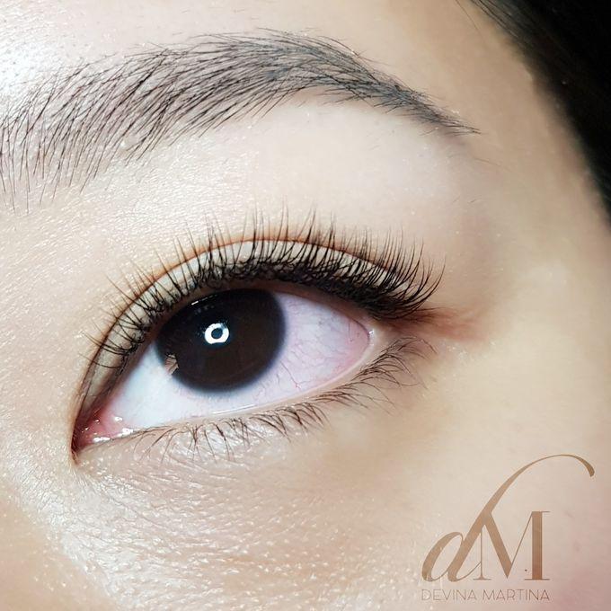 Natural Eyelash Extensions by Devina Martina Sulam Alis - 008