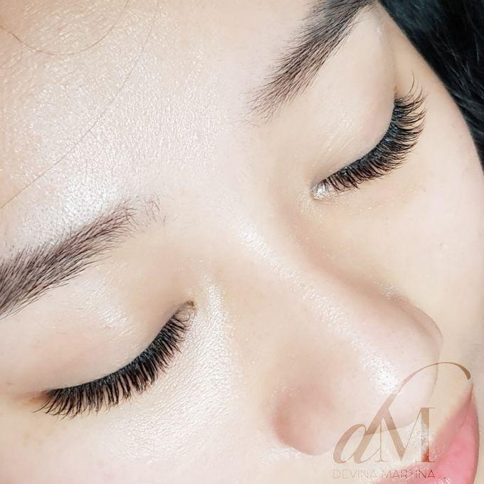 Natural Eyelash Extensions by Devina Martina Sulam Alis - 006