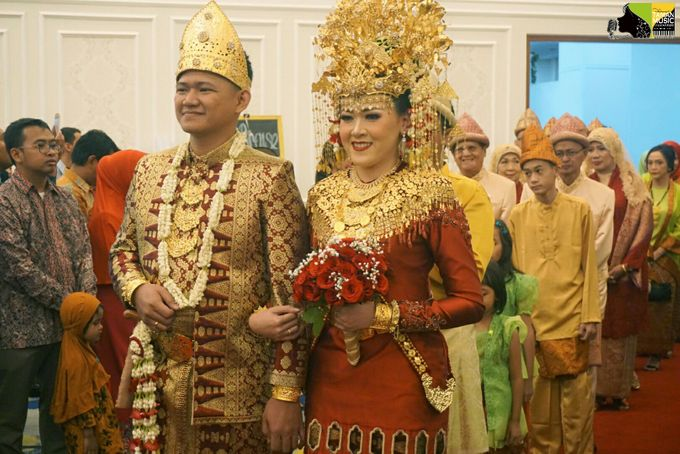 THE WEDDING OF WIDYA & FADHLY by IKK Wedding Planner - 004