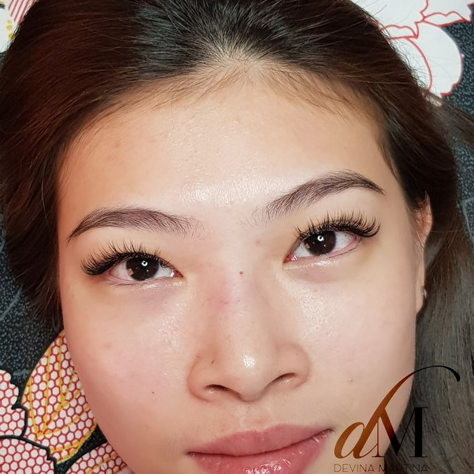 Dolly / Cat Eye Eyelash Extensions by Devina Martina Sulam Alis - 006