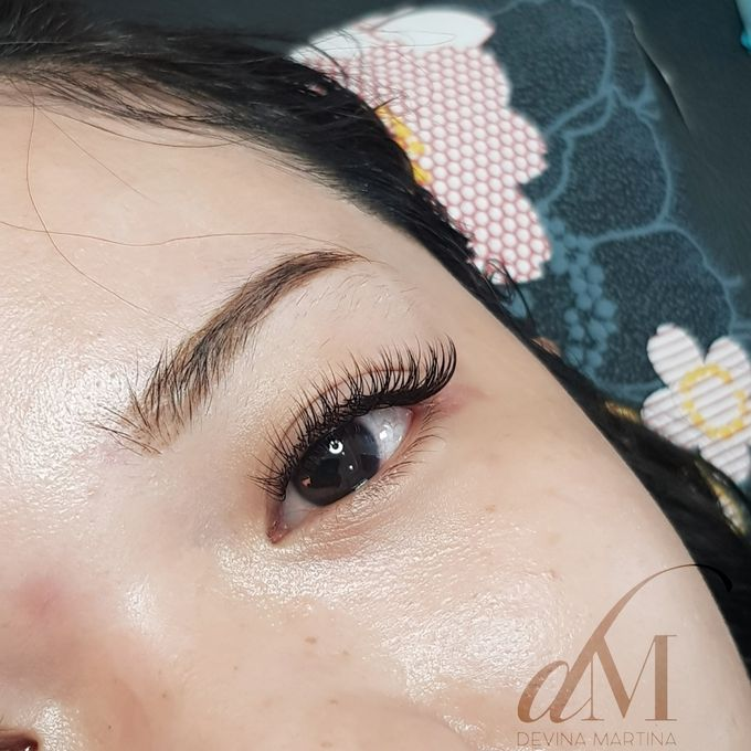 Dolly / Cat Eye Eyelash Extensions by Devina Martina Sulam Alis - 005