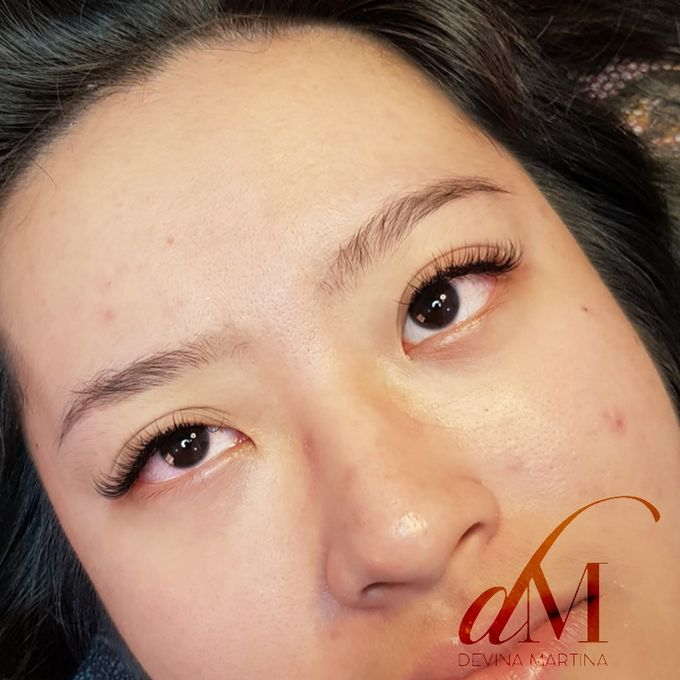 Dolly / Cat Eye Eyelash Extensions by Devina Martina Sulam Alis - 002