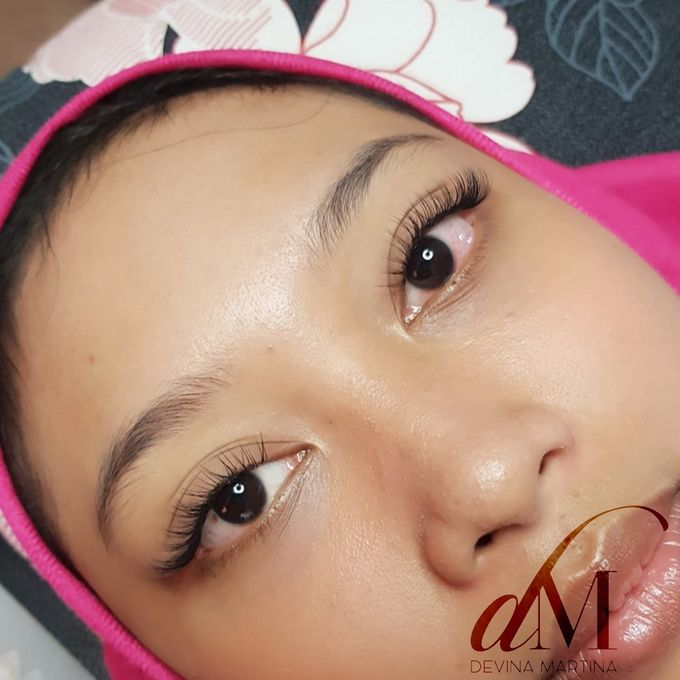Dolly / Cat Eye Eyelash Extensions by Devina Martina Sulam Alis - 001