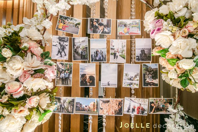 The present moment is filled with joy and happiness by Joelle Decoration - 019