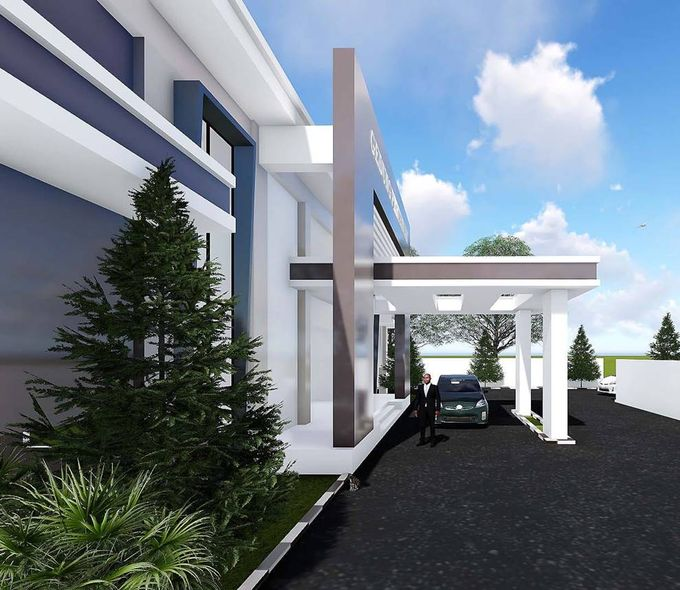 New Ballroom Graha Angkasa Pura 1 Kranji Bekasi by Gedung Serbaguna Graha Angkasa Pura  Kranji Bekasi - 008