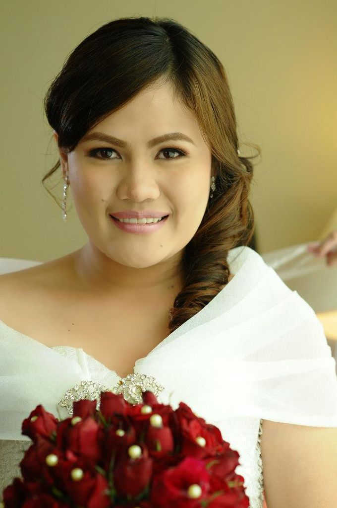 Real Brides by Melody Tinoy Makeup Artist - 024