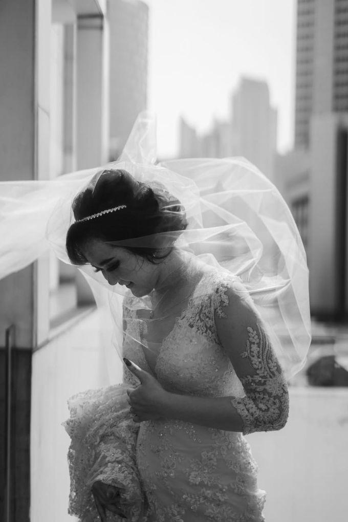 THE WEDDING OF EXHAUDI & FELICIA by The Wedding Boutique - 006
