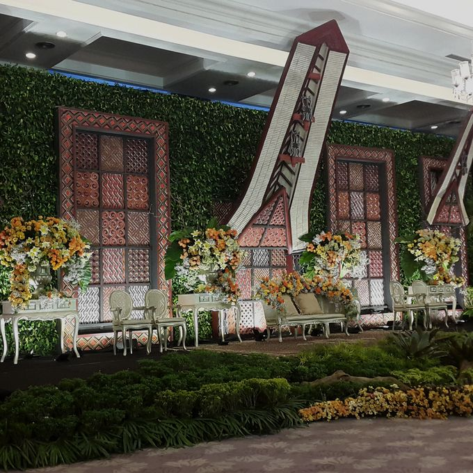 Weddings at Our Royal Ballroom by Royal Kuningan Jakarta - 006