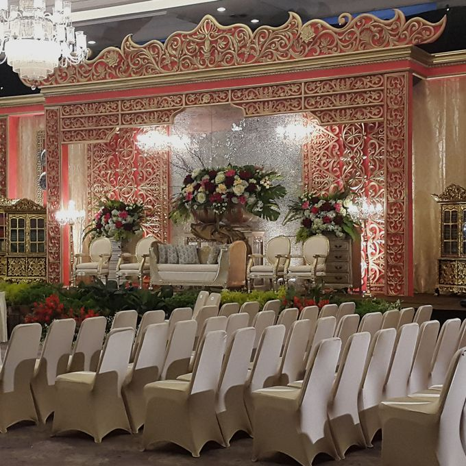Weddings at Our Royal Ballroom by Royal Kuningan Jakarta - 010