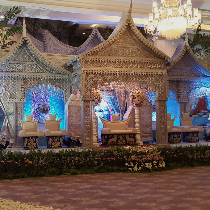 Weddings at Our Royal Ballroom by Royal Kuningan Jakarta - 001