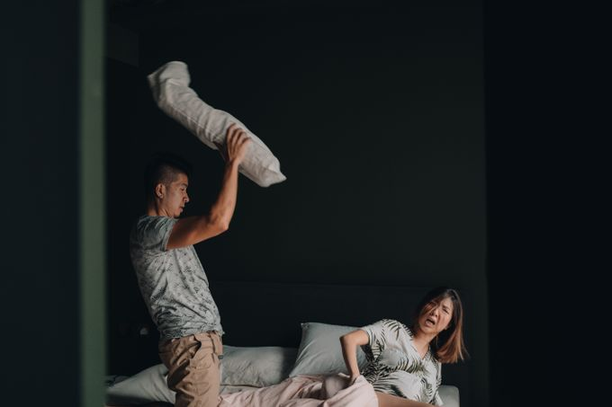 Not your average maternity shoot by Ohey Studios - 013
