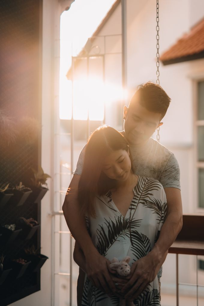 Not your average maternity shoot by Ohey Studios - 031