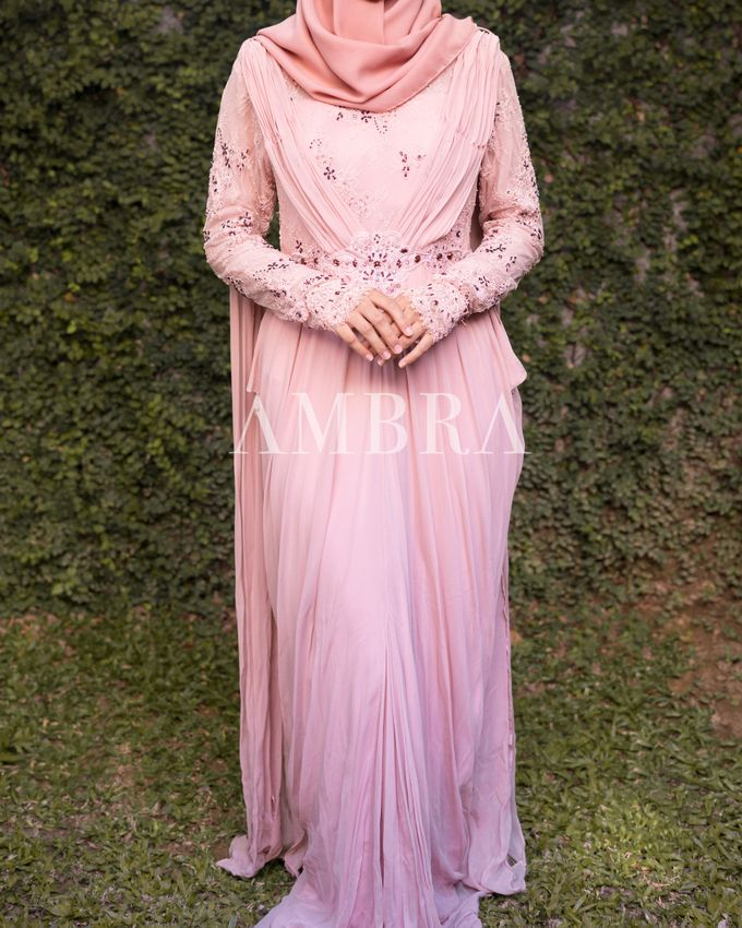Najwa Dress by Ambra Studio - 004