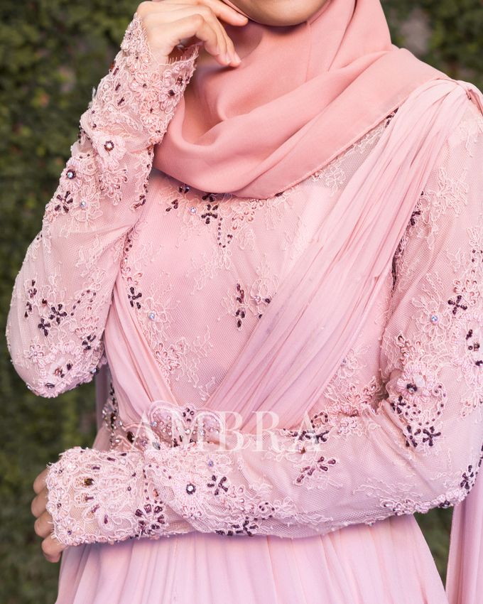Najwa Dress by Ambra Studio - 006