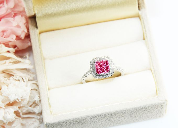 Pink Diamond Collection 2020 by eClarity Diamonds - 001