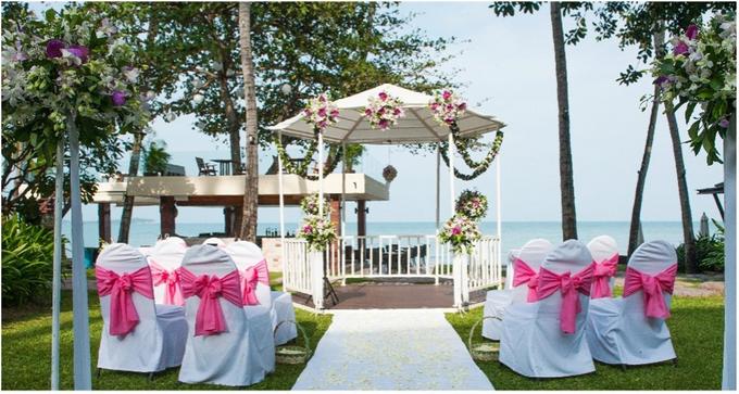 Western & Thai Wedding Package by Impiana Resort Chaweng Noi - Koh Samui Thailand - 007