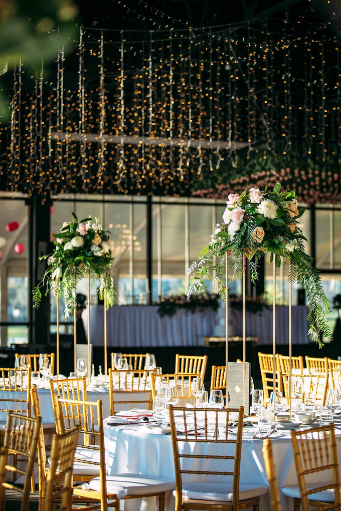 A modern whimsical wedding for VP&TP by Pink Stardust Events - 005