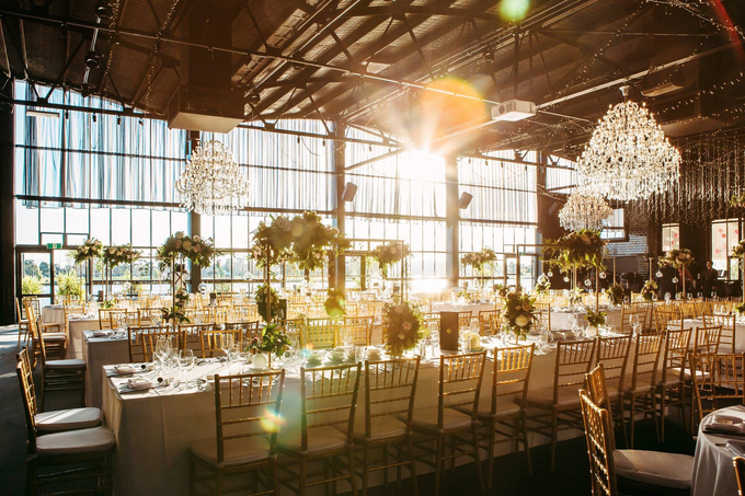 A modern whimsical wedding for VP&TP by Pink Stardust Events - 008