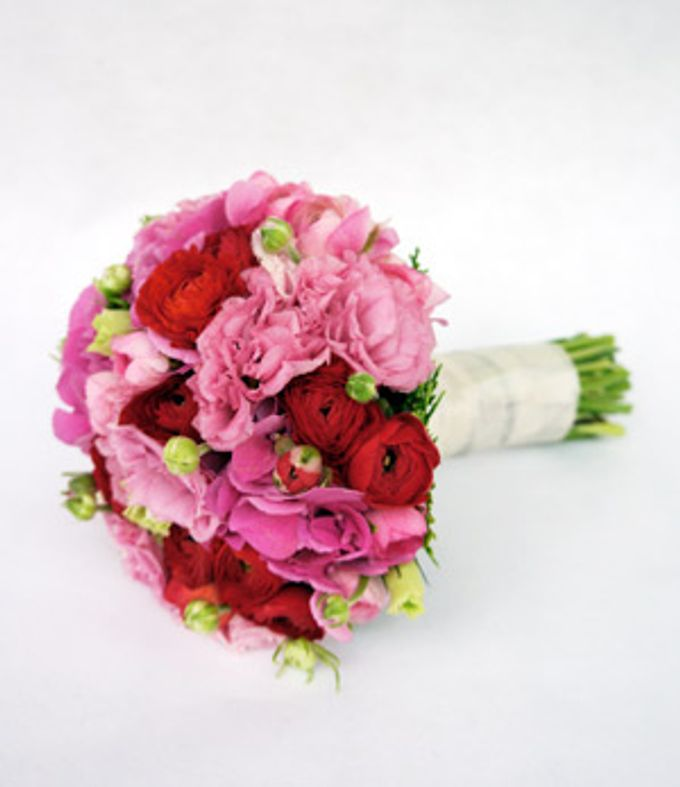 Bridal Bouquets by The Olive 3 (S) Pte Ltd - 012