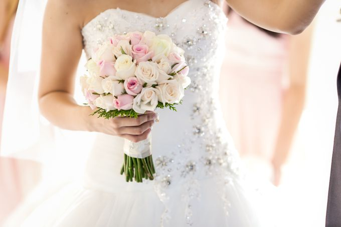 Bridal Bouquets by The Olive 3 (S) Pte Ltd - 015