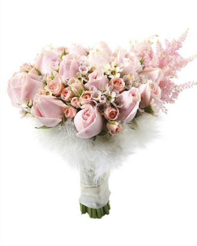 Bridal Bouquets by The Olive 3 (S) Pte Ltd - 014