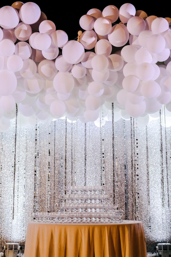 The Wedding  of Pinky & Bobby by Flora Lines Decoration - 003