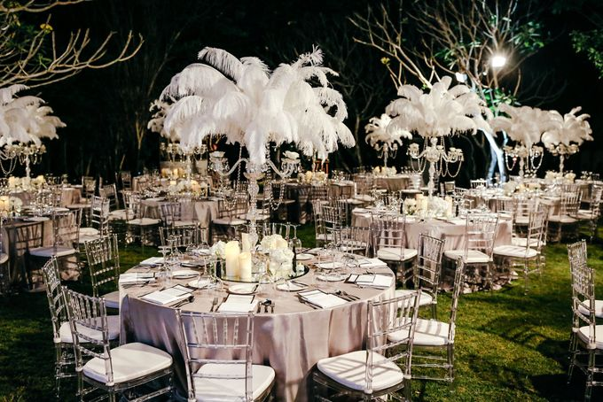The Wedding  of Pinky & Bobby by Flora Lines Decoration - 004