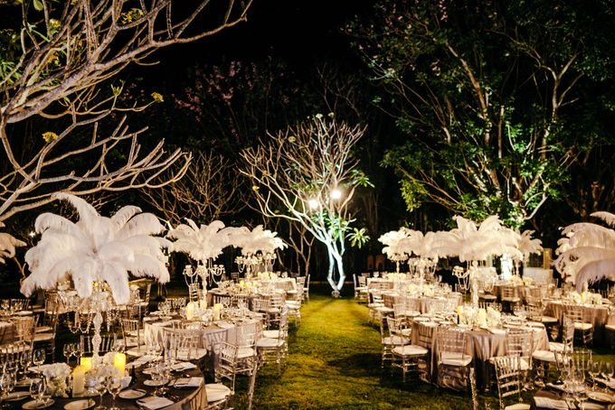The Wedding  of Pinky & Bobby by Flora Lines Decoration - 005