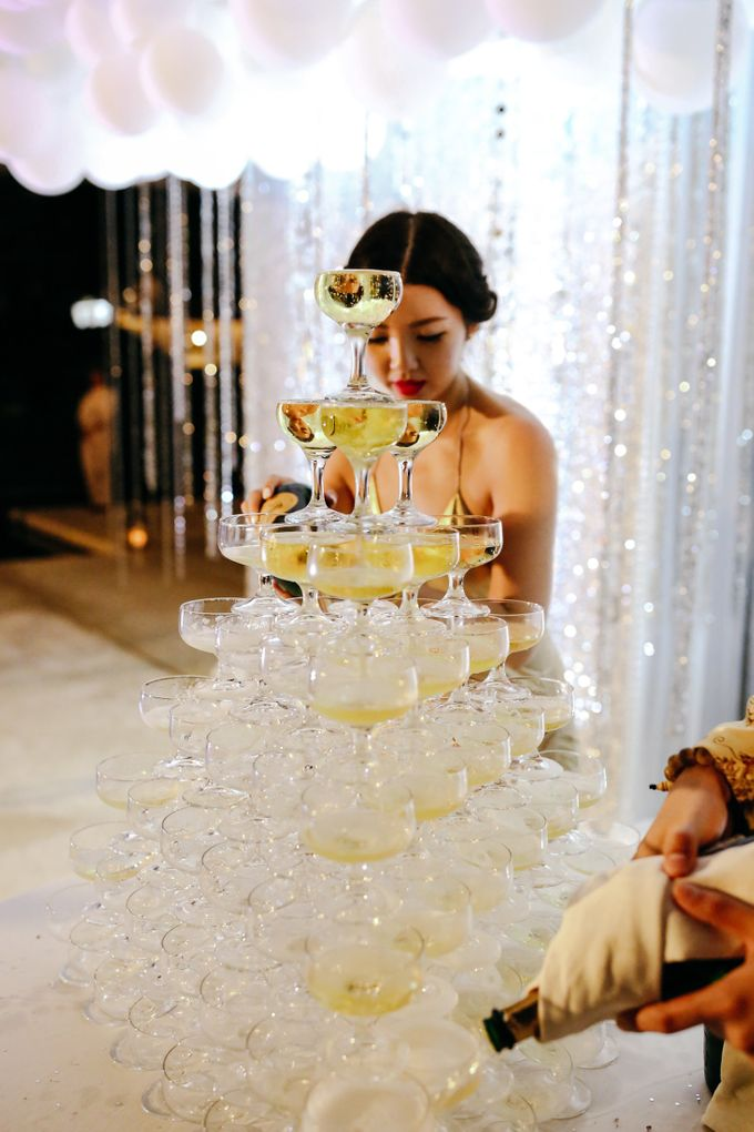 The Wedding  of Pinky & Bobby by Flora Lines Decoration - 006