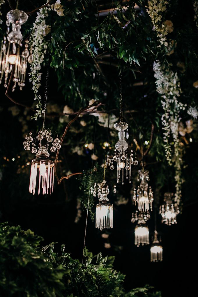 The Wedding  of Pinky & Bobby by Flora Lines Decoration - 016