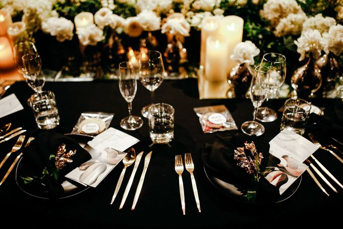 The Wedding  of Pinky & Bobby by Flora Lines Decoration - 017