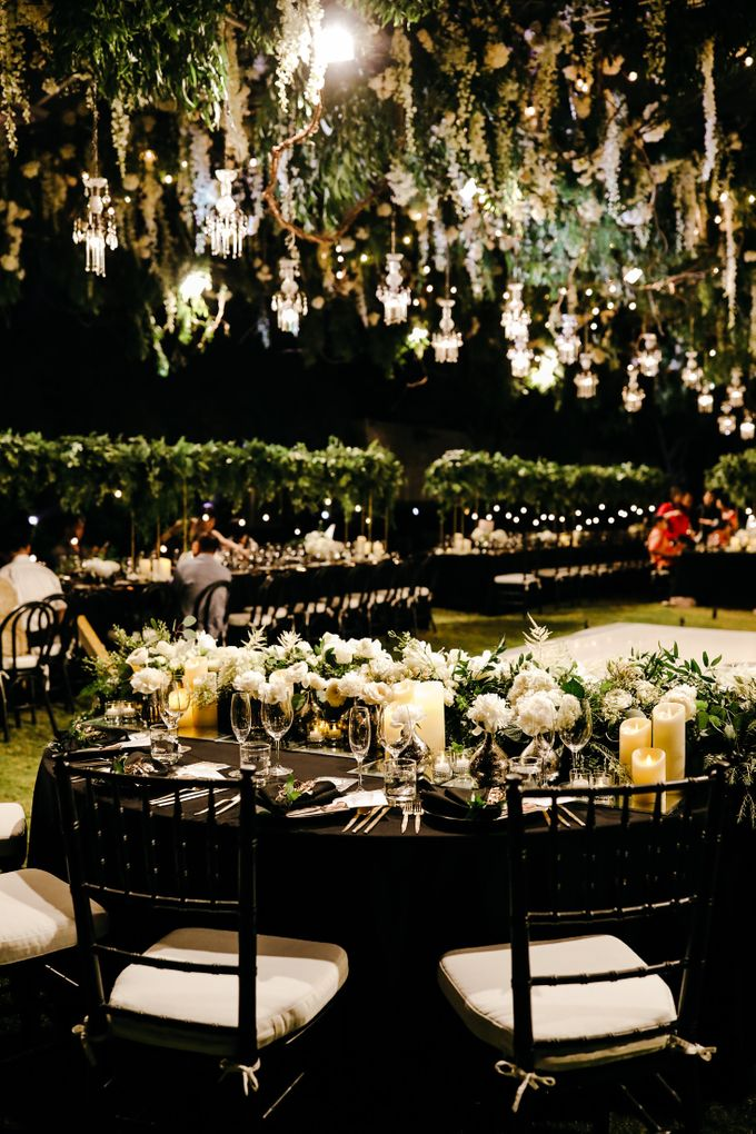 The Wedding  of Pinky & Bobby by Flora Lines Decoration - 020
