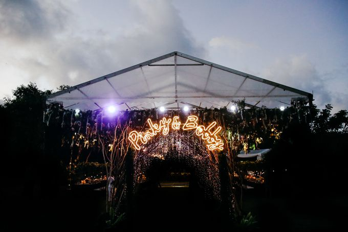 The Wedding  of Pinky & Bobby by Flora Lines Decoration - 023