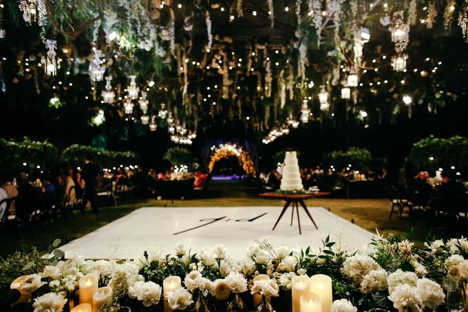 The Wedding  of Pinky & Bobby by Flora Lines Decoration - 024