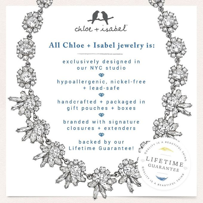 Bridal Jewelry Ideas by C+I Jewelry By Shannon Lenz - 010