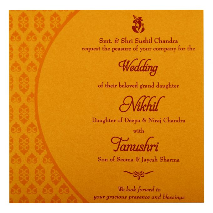 Complete New Wedding Invitations collection of 2019 by 123WeddingCards - 003