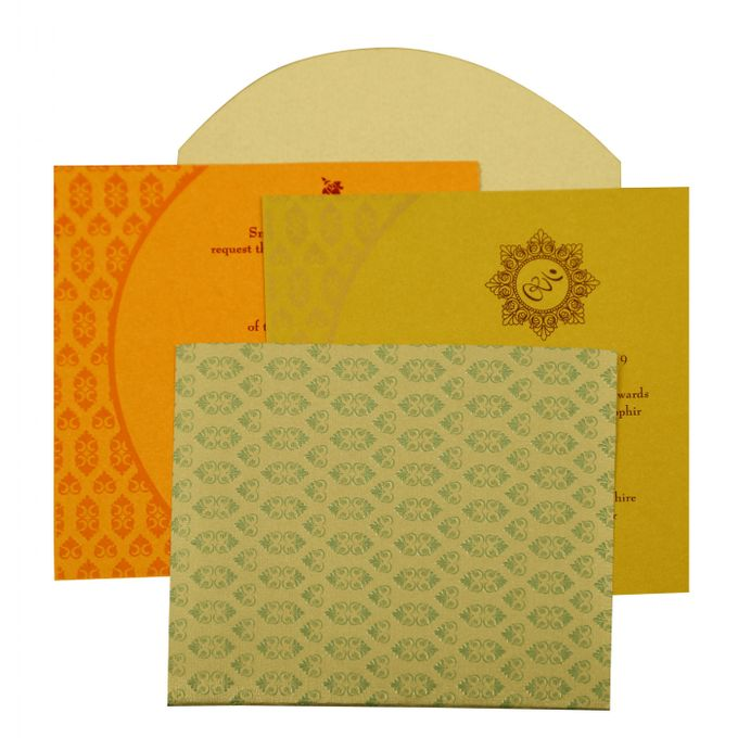 Complete New Wedding Invitations collection of 2019 by 123WeddingCards - 004
