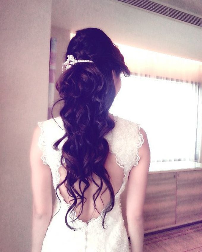 Bridal Makeup and Hairstyle by SueLim & artmakeup - 033